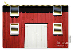 Old Red Barn Carry-all Pouch by Paul W Faust - Impressions of Light