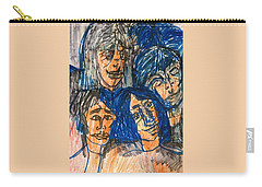 Old Rockers Carry-all Pouch