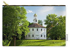 Old Round Church Spring Carry-all Pouch