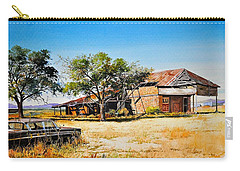 Old Route 66 Carry-all Pouch