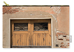 Old Rustic Italian Door Carry-all Pouch