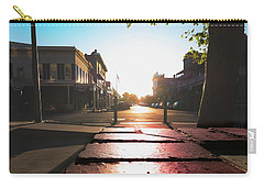 Old Sacramento Smiles- Carry-all Pouch