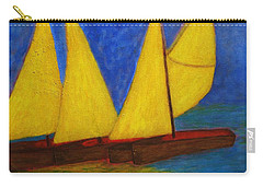 Old Sailboats Carry-all Pouch