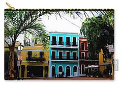 Old San Juan Pr Carry-all Pouch