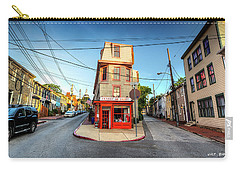 Old School Annapolis Carry-all Pouch