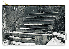Old Stairs To Nowhere Carry-all Pouch