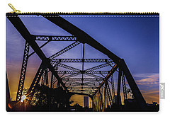 Old Steel Bridge Carry-all Pouch
