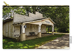 Carry-all Pouch featuring the photograph Old Store In Dewitt Virginia by Melissa Messick
