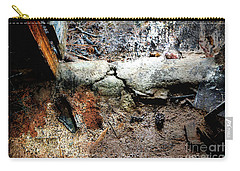 Old Threshold Paint Carry-all Pouch by Deborah Nakano