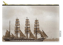 Old Time Schooner Carry-all Pouch