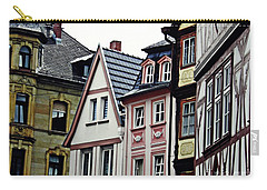 Old Town Mainz Carry-all Pouch by Sarah Loft