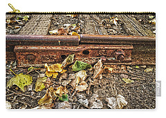 Old Tracks Carry-all Pouch