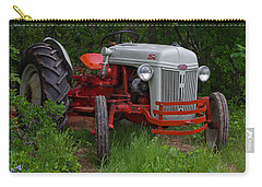 Old Tractor Carry-all Pouch by Doug Long