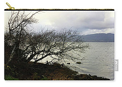 Old Tree By The Bay Carry-all Pouch