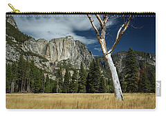 Old Tree Inyosemite Valley Carry-all Pouch