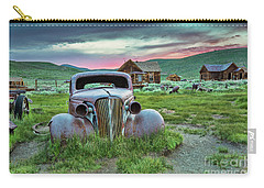 Old Truck In Bodie Carry-all Pouch
