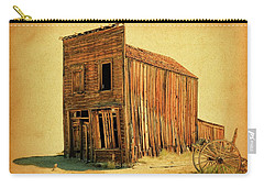 Old West Carry-all Pouch by Steve McKinzie