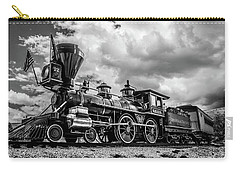 Old West Train Carry-all Pouch