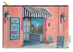 Old Wilmington City Market  Carry-all Pouch