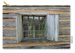 Old Window Carry-all Pouch