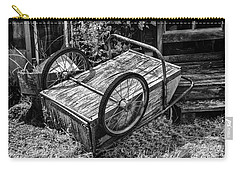 Old Wood Cart Carry-all Pouch