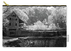 Old Wood Mill Louisa Va Carry-all Pouch