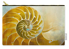 Old World Treasures - Nautilus Carry-all Pouch