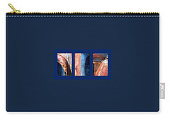 Carry-all Pouch featuring the photograph Ole Bill by Steve Karol