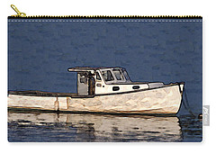 Ole Boy Painting Carry-all Pouch by  Newwwman