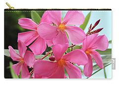 Oleander Maresciallo Graziani 1 Carry-all Pouch by Wilhelm Hufnagl