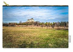 Olesko Castle In Ukraine Carry-all Pouch by Tetyana Kokhanets