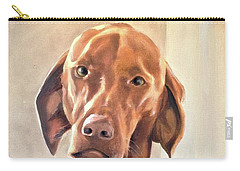 Oliver Carry-all Pouch by Diane Daigle