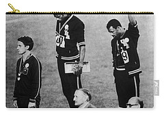 Olympic Games, 1968 - To License For Professional Use Visit Granger.com Carry-all Pouch