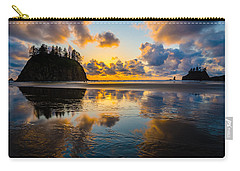 Olympic Sunset Glow Carry-all Pouch