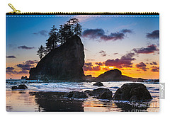 Olympic Sunset Carry-all Pouch
