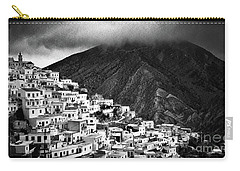 Olympos. Karpathos Island Greece Carry-all Pouch