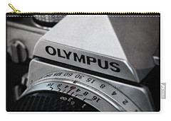 Carry-all Pouch featuring the photograph Om-1 - D010028b by Daniel Dempster