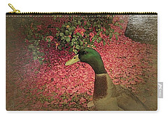 O'malley Carry-all Pouch by YoMamaBird Rhonda
