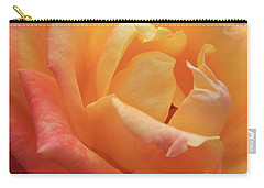 Ombre Rose Carry-all Pouch