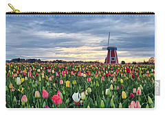 Ominous Spring Skies Carry-all Pouch
