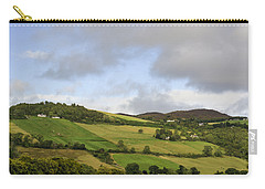 Carry-all Pouch featuring the photograph On A Hill by Christi Kraft