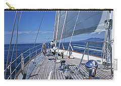 On Deck Off Mexico Carry-all Pouch