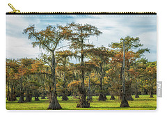 On Green Bayou Carry-all Pouch