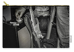 On In Two Minutes Carry-all Pouch by Robert Frederick