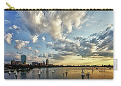 On The Charles II Carry-all Pouch by Rick Berk