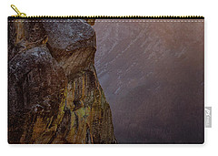 On The Edge Carry-all Pouch by Nicki Frates