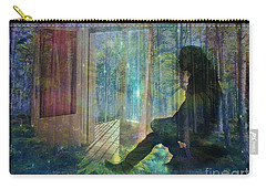 On The Edge Of Summerland 2015 Carry-all Pouch