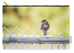 On The Fence Carry-all Pouch