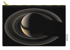 On The Final Frontier Carry-all Pouch by Nasa