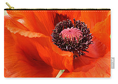 On The Fringe Carry-all Pouch